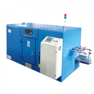 OEM Manufacturer Automatic Wire Coiling Machine -