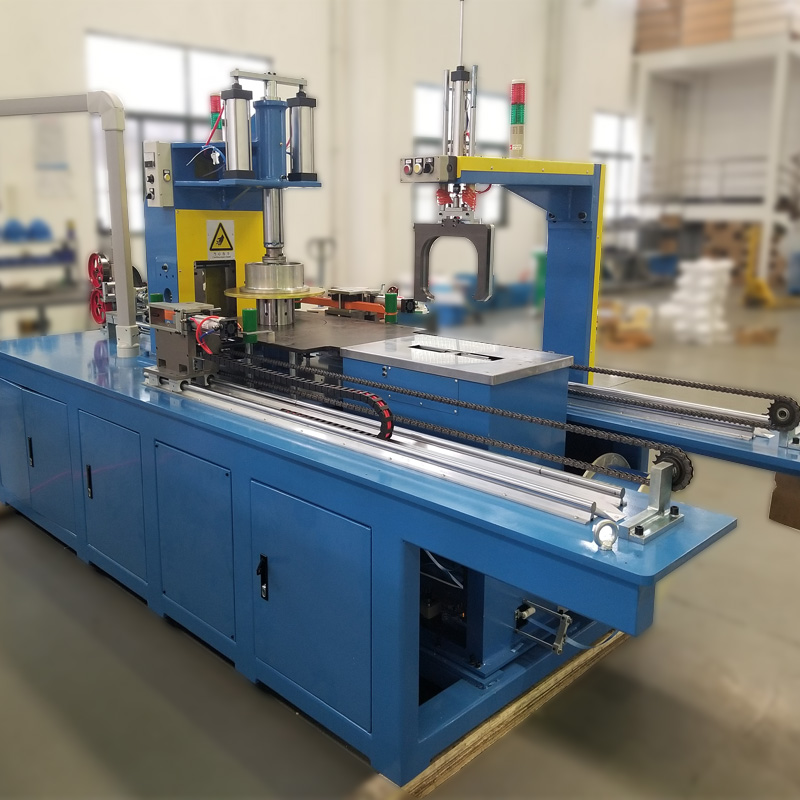 Manufactur standard Wire Coiling Machine -