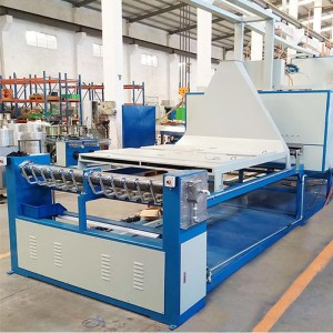 Copper Horizontal Enameling Machine