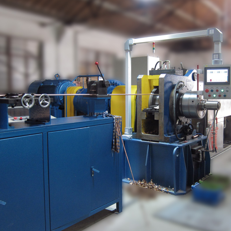 Chinese Professional Optic Cable Extrusion Line - Continuous Extrusion Production Lines for Copper Flat Wires – LINT TOP