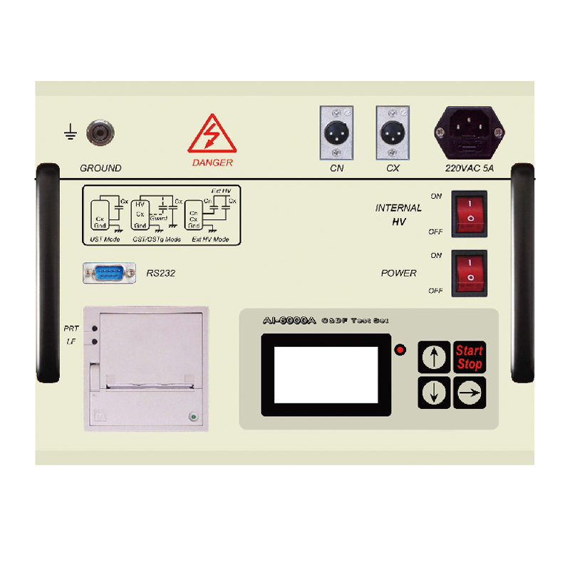 Wholesale Price Cable Spark Tester - Tanδ Measuring Bridge – LINT TOP