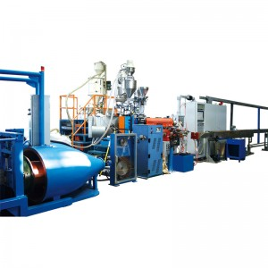 OEM Customized Building Wire Extrusion Line -
