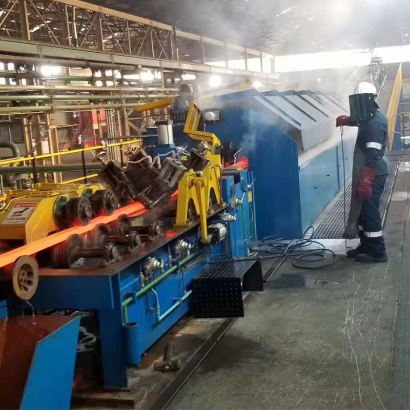 Cheapest Price Skip Laying Up Machine - Copper Rod Continuous Casting and Rolling Line – LINT TOP