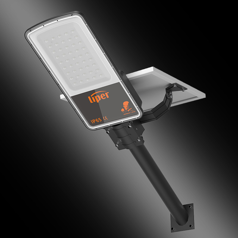 30 Rainy Days Smart Solar Street Light