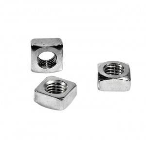 High Quality and Best Competitive Price Square Nuts