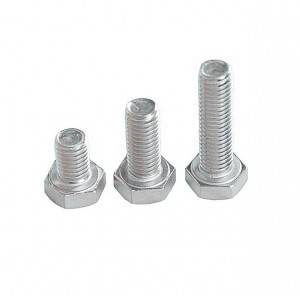 One of Hottest for Stainless Steel Metric Thread Hex Bolts And Nuts