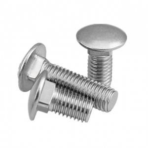 New Fashion Design for China Stainless Steel 304 Hex Head Wood Screw