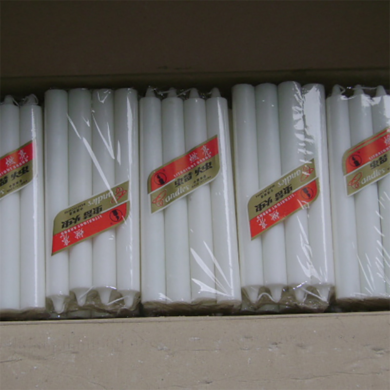Wholesale OEM/ODM White Candlesticks -