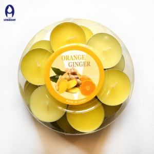 Factory Selling Luxury Glass Candle Jar -