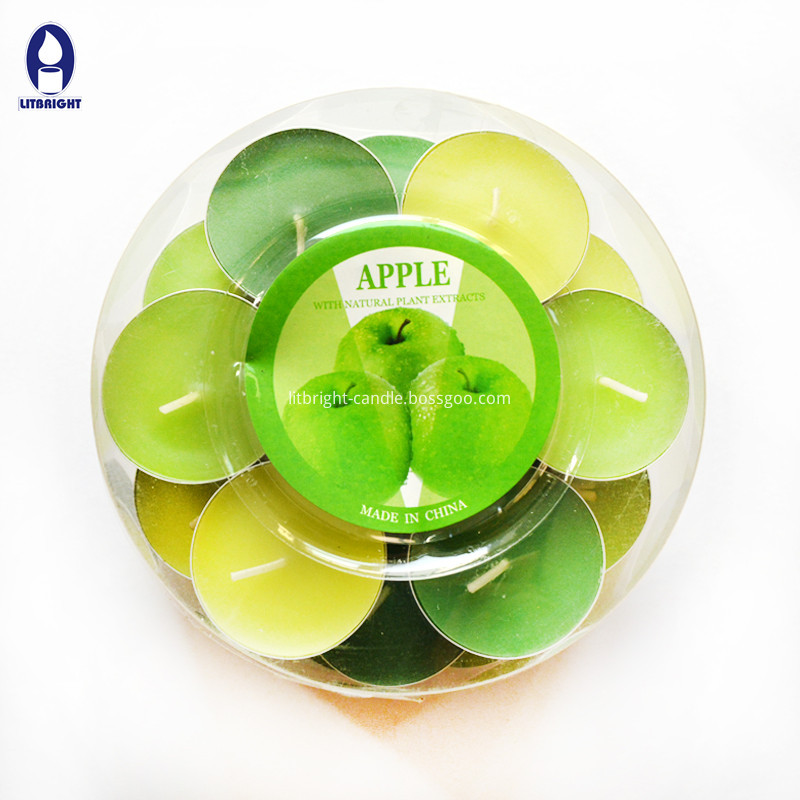 China Manufacturer for Floating Lotus Candle -