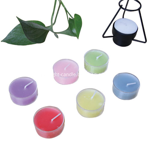 Factory making Plastic Candles -
