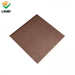 High Quality Laminate Ceiling Panel - high quality pvc panel with more than 20 years interior decoration – Liwei