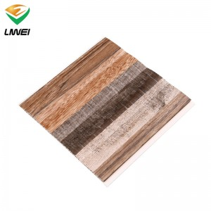 liwei pvc panel for wall decoration