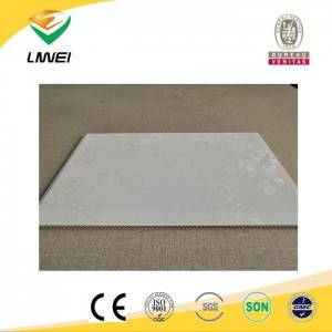 2020 Newly Produced PVC Wall Panel with Honeycomb Design