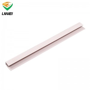 China wholesale U Corner - u cap pvc accessories – Liwei