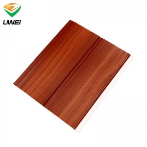Chinese Professional Water Proof - 2020 environment friendly pvc panel in Asia market – Liwei