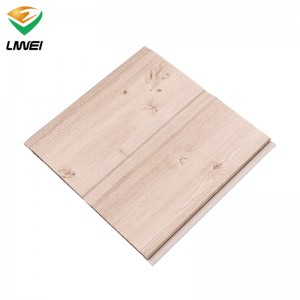Reasonable price Indonesia Plafon Pvc - reasonable price pvc panel with high quality office decoration – Liwei