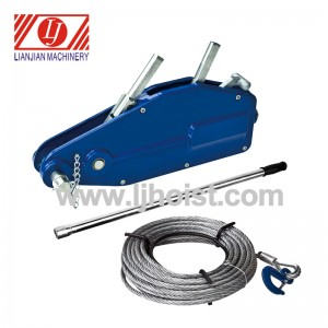 LJ-800 cable pullers