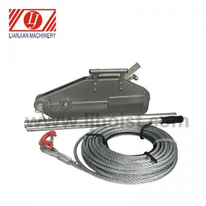 LJ-1600 cable pullers