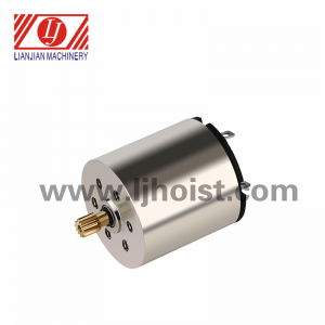 Discount Price Double Output Shaft Dc Motor -