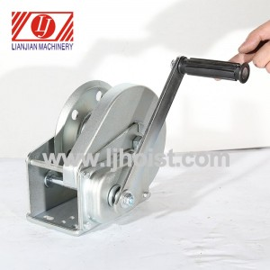 2019 Latest Design Hand Winch Stainless Steel -
