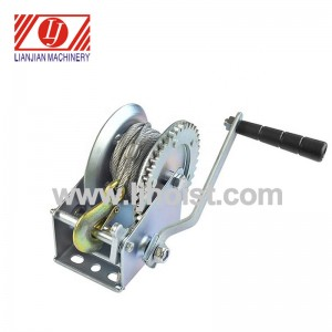 Manufacturing Companies for Hand Winch With Friction Brake -