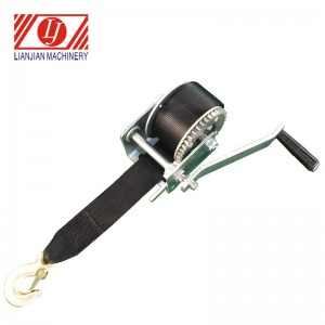 Best Price for Stainless Steel Hand Winch -