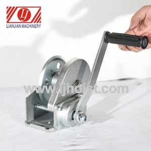 1200lb Stainless Steel boat winch