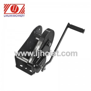 New Fashion Design for Trailer Hand Winch -
