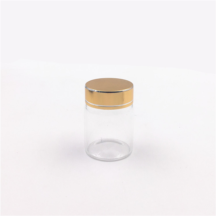 2017 Good Quality Amber Glass Mason Container - High Quality Borosilicate Handmade Glass Storage Mason Jar With Screw Lid – LIVLONG