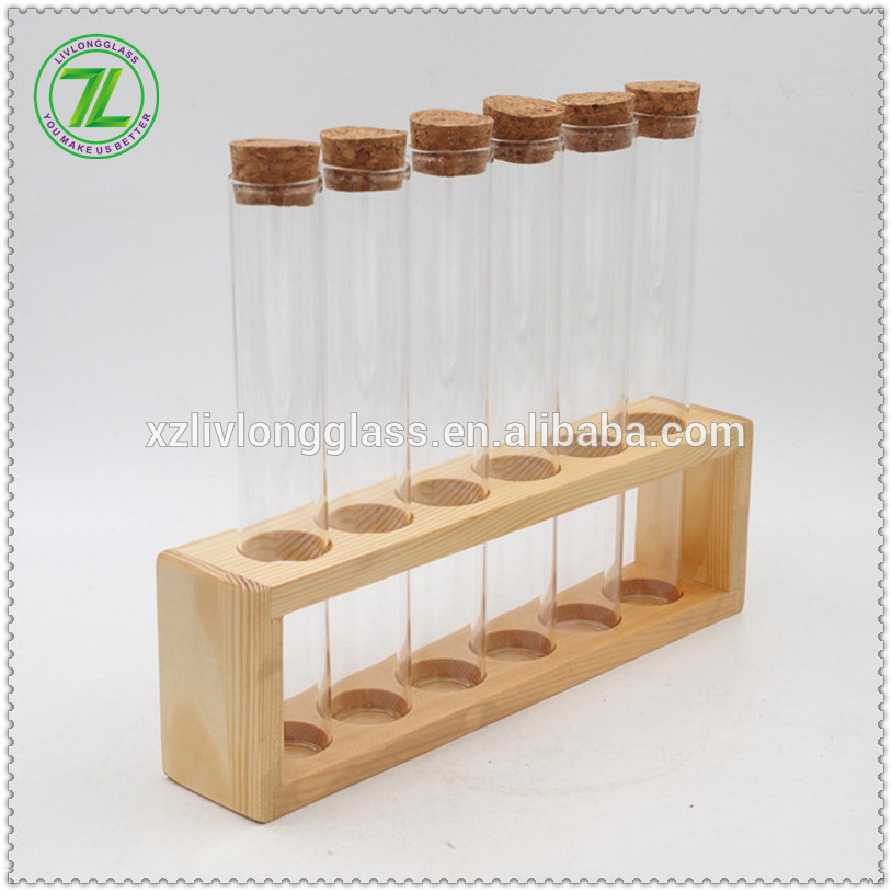 Lab Empty Laboratory Science Spice Arts Test Tube Wood Spice Rack Featured Image
