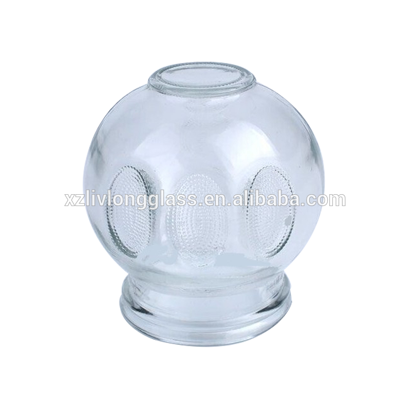 Chinese Traditional glass Cupping cups