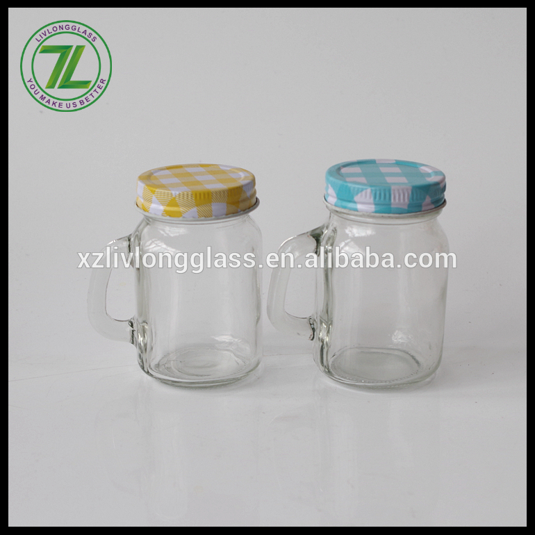 Wholesale Price Mini Jar - Custom Printed Mason Jar Shot Glasses – LIVLONG