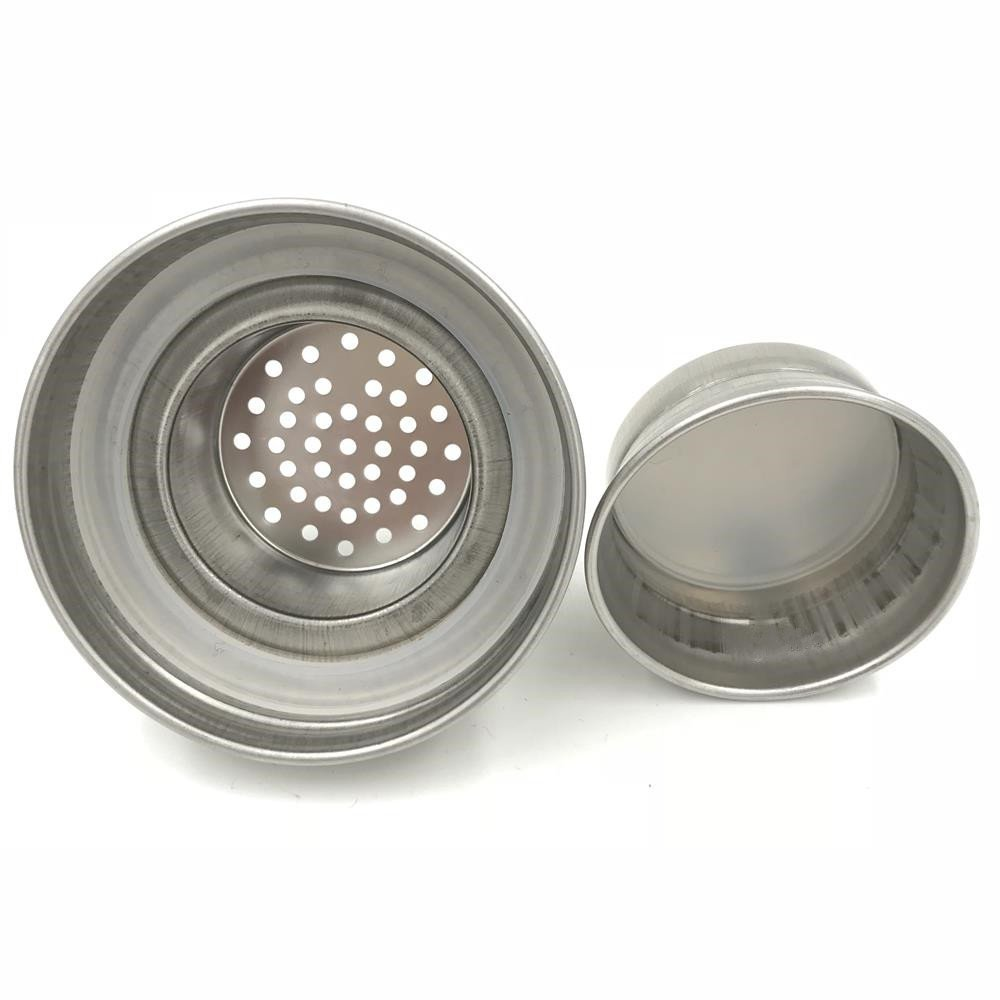 Mason Jar Shaker Lid with Silicone Seals for Regular Mouth Mason