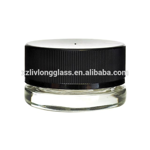 Child Resistant Glass Concentrate Container - 9ML