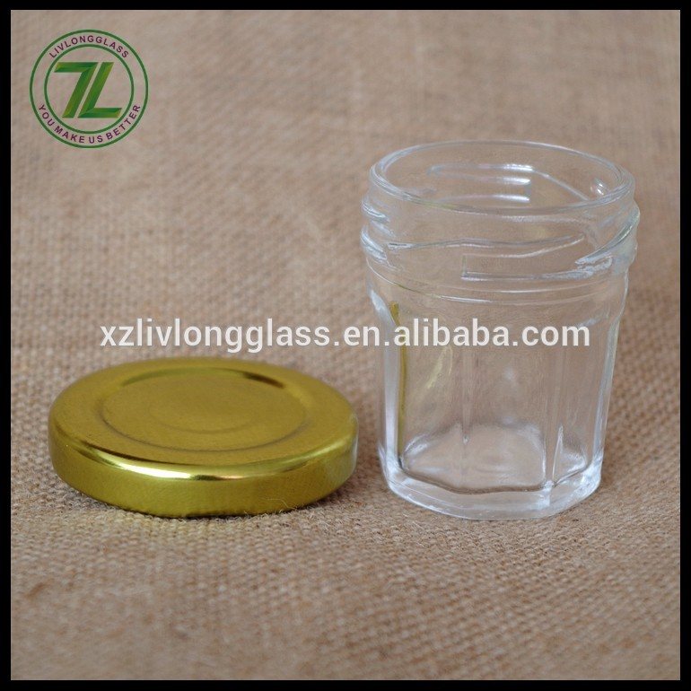 customize jam and honey use 30ml sample jar 1oz mini canning jar with twist off lid