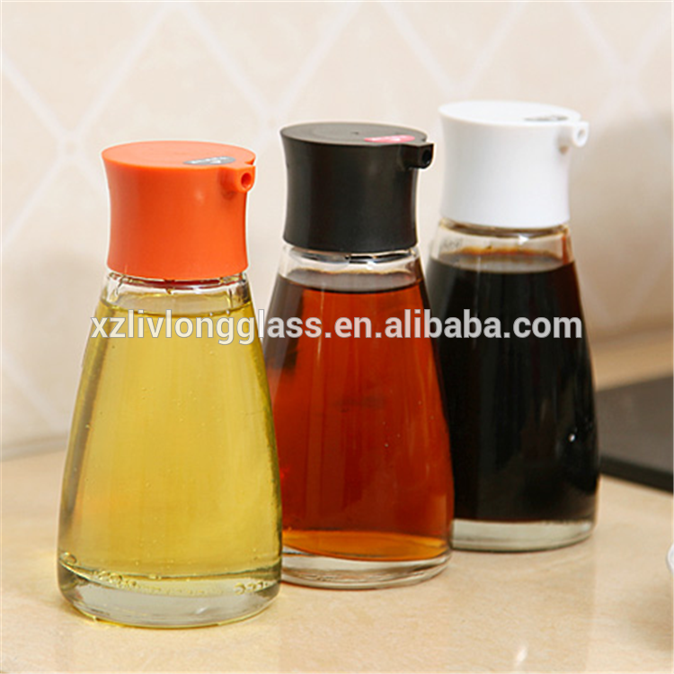 Vinegar Glass Bottle Oil Glass Bottle