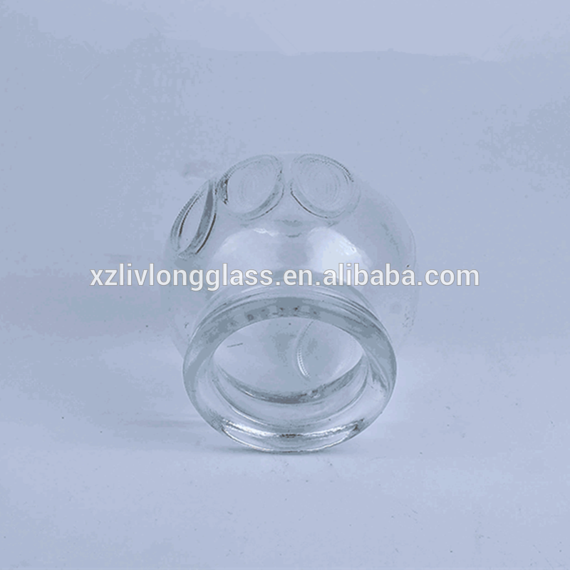 CHINESE MASSAGE THERAPY GLASS MASSAGE CUPS CUPPING JARS