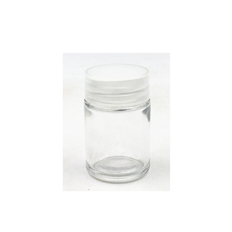Good User Reputation for Glass Bottle 100ml - 1oz 30ml Straight Sided Wide Mouth Glass Mini Jar With Plastic Lid – LIVLONG