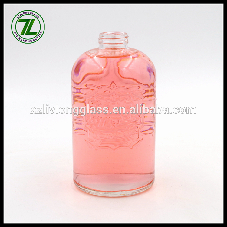 Manufactur standard Glass Perfume Bottle 100ml - Glass Hand Soap Bottle – LIVLONG