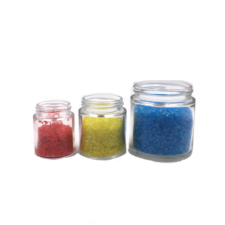 2oz 4oz 8oz Child Resistant Glass Jars With Childproof Lids