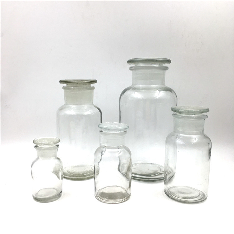 60ml 125ml 250ml 500ml 1000ml Laboratory Reagent Bottle
