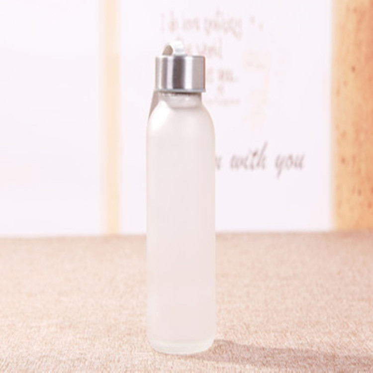 Factory Cheap Hot 8oz Resistant Glass Jar - hot sale cold tea glass bottle milk tea juice drink bottle with lid seal flower tea glass bottle 350ml – LIVLONG