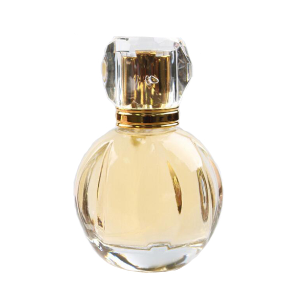 Chinese Professional Hex Jars - 30ml Round Crystal Perfume Bottle Bulb – LOM