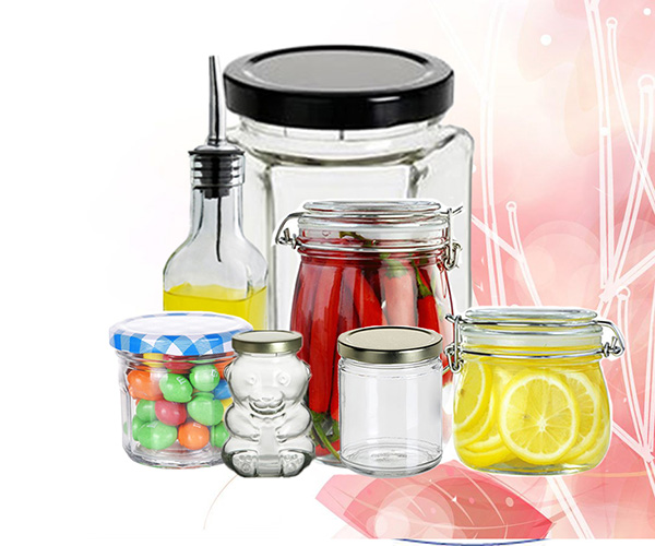 Food Glass and Beverage Bottles