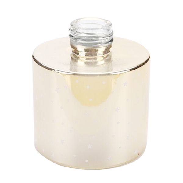 50ml Zagaye Diffuser aromatherapy Glass Kwalba / volatile Sabulu Kumfa.  Featured Image