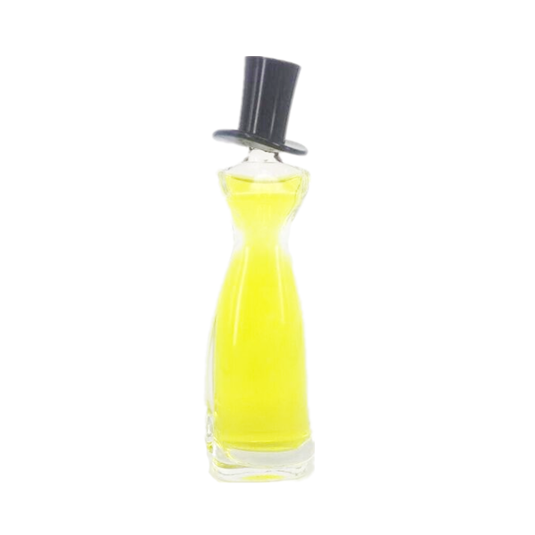 Hot Selling for 50g Cosmetic Jar Glass Cream Jar - 30ml 50ml 100ml Man Shape Perfume Bottle – LOM