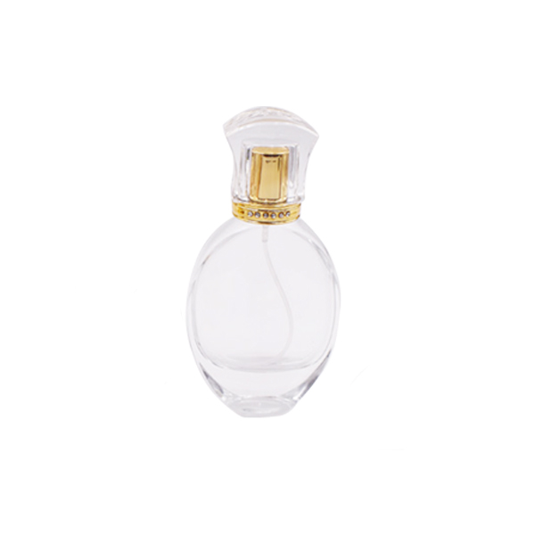 18 Years Factory Perfume Glass Bottle Factories - 20ml 30ml 50ml Luxury White Black Square Glass Perfume Bottle – LOM Featured Image