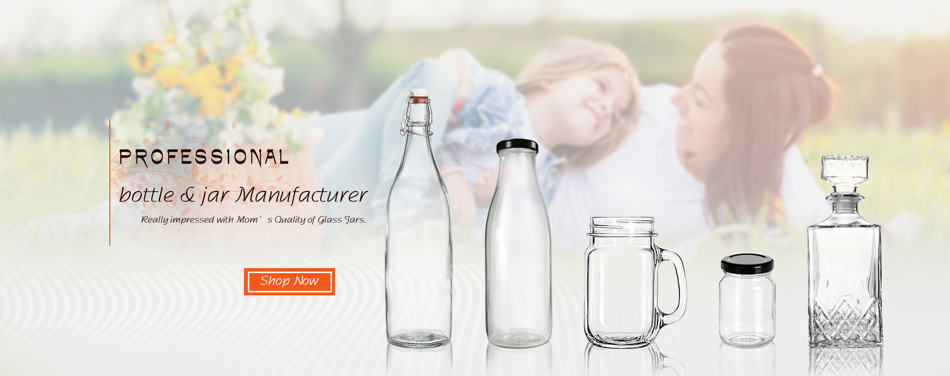 bottle & jar Manufacture