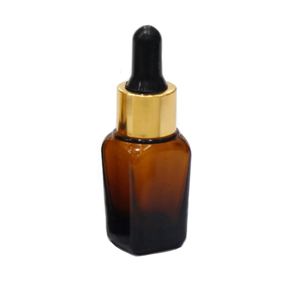 Professional China Cosmetics Glass Perfume Bottle - Amber Glass Dropper Bottle With Free Sample – LOM